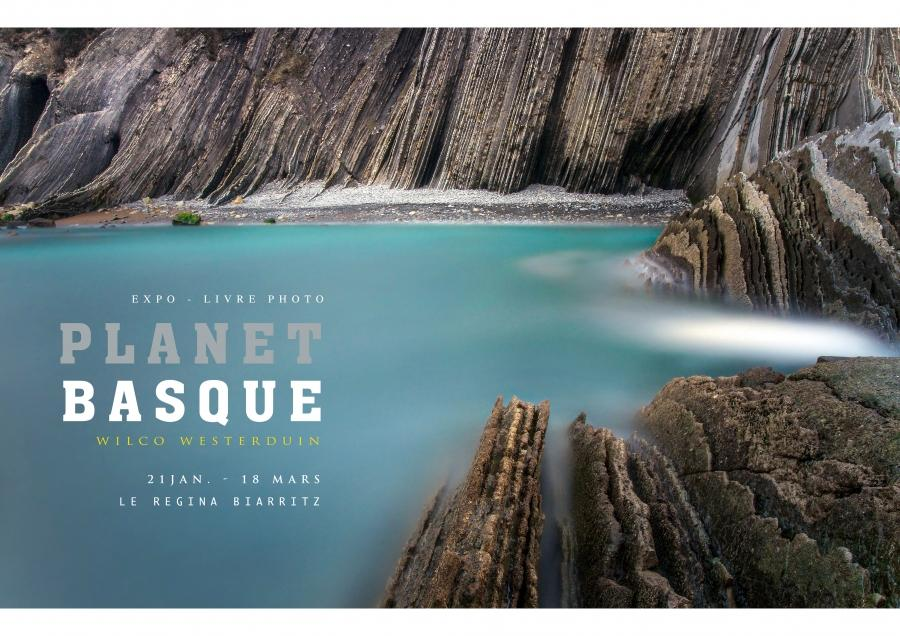 "Exposition photo ""PLANET BASQUE ""  21 Janvier - 18 mars"